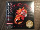 MOTLEY CRUE - New Tattoo - JAPAN MINI LP SHM-CD - UICY-93500