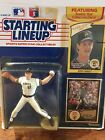 1990 JOHN SMILEY Starting Lineup Sports Figurine Pittsburgh Pirates