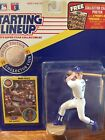 1991 - MLB / Starting Lineup - Mark Grace - Chicago Cubs - Figure Card