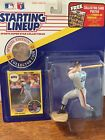 1991 Will Clark San Francisco Giants MLB Starting Lineup Figure And Card