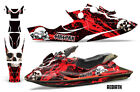 SIKSPAK Bombardier Sea-Doo GSX Limited Jet Ski Decal Wrap Graphics Kit 96-99 RB