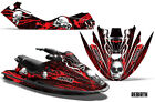 SIKSPAK Bombardier Sea-Doo GTX Jet Ski Decals Wrap Graphics Kit 96-99 REBIRTH R