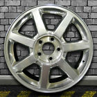 Polish Full OEM Factory Front Wheel for 2004 2011 Cadillac STS 17x75