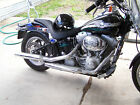 2003 Harley-Davidson Softail  2003 SOFTAIL 100TH YEAR ANNIVERSARY FUEL INJECTED LOW MILES BLACK 1450CC 88B
