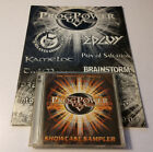 PROG POWER USA 5 V  2 Disc CD + PROGRAM 2004 HEAVY METAL FESTIVAL EUROMETAL