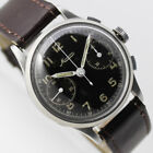 MINERVA MILITARY CHRONOGRAPH Cal. ANGELUS 215 UHR 35mm