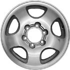 69314 Oem Recon Wheel 16 X 8 Charcoal Wmachined Face Uses Acorn Lug Nuts