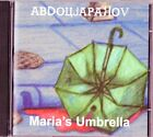 ABDOUJAPAROV Marias umbrella SIGNED (ex Carter USM) rare cd