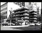 Vintage 1955 Texaco Gas Station PHOTO Pigeon Hole Park Garage PORTLAND OR