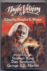 Douglas E WINTER Night Visions 5 Original Stories by Stephen King Signed 1st