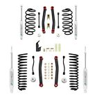 Pro Comp Suspension K3056B Stage I Lift Kit Fits 97 02 Wrangler TJ
