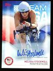2016 Topps US Olympic and Paralympic Team Hopefuls Trading Cards 7