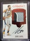 2016-17 Panini Flawless Marc Gasol Ruby Red Patch Autograph Auto 14 15 Grizzlies