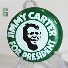 Jimmy Carter for President Political Election Campaign Button