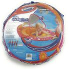 Baby Sun Canopy Pool Float Water Raft SwimWays SpringFloat Intro Swim 9M 24M
