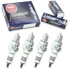 4pcs Lifan LF250 NGK Iridium IX Spark Plugs 250 Kit Set Engine bc