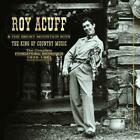 ROY ACUFF & SMOKY MOUNTAIN BOYS: KING OF COUNTRY MUSIC: FOUNDATION RECORDI (CD.)