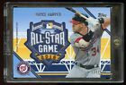 BRYCE HARPER 2016 Topps San Diego All Star Patch 134 150 Fan Fest Exclusive