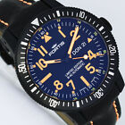 FORTIS B-42 BLACK MARS 500 LIMITED TITAN ORANGE 42mm UHR Ref. 647.28.13 L
