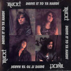 ROXXI - Drive It To Ya Hard! (Original 9 Track CD, 1990, Rock Hard Records)