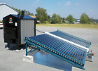 Solar Water Heater Vacuum tube style high efficiencynon press Free shipping