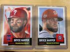 Is This the Best Bryce Harper Card? 2012 Bowman Platinum Bat Plate Surfaces 7