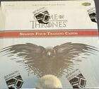 Game of Thrones Season 6 Factory Sealed ARCHIVE HOBBY BOX A & B