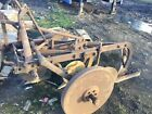Ransom Fordson Major 3 Furrow Plough