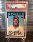 Bo Jackson Rookie Cards and Memorabilia Guide 15