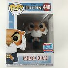 Funko Pop Disney TaleSpin Shere Khan NYCC 2018 Exclusive Vinyl Collectible FP11