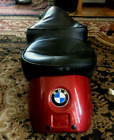 BMW R90S,R100S,RS Seat and Seat-Cowl  Beautiful touring seat!