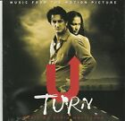 U TURN SOUNDTRACK CD Music by Various Artists and Ennio Morricone