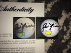 Jack Nicklaus Cards and Autograph Memorabilia Guide 33