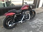 2017 Harley-Davidson Sportster  2017 harley davidson sportster 1200 roadster REBUILDABLE CLEAN TITLE NOT SALVAGE