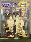 STARTING LINEUP CLASSIC DOUBLES 1998 SERIES MIKE PIAZZA & IVAN RODRIGUEZ NOC