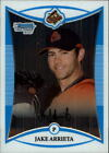 Jake Arrieta Rookie Cards Guide & Key Prospects - 2nd No-Hitter 16
