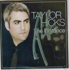 Taylor Hicks the Distance cd American Idol signed cd booklet by Taylor Hicks