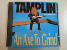 TAMPLIN AN AXE TO GRIND 1990 CD CHRISTIAN ROCK EX-KISS MARK ST. JOHN APPEARANCE
