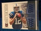 Top 10 Andrew Luck Rookie Cards 15