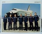 Official NASA Endeavour Space Shuttle Mission STS 49 Crew 8 x 10 Photo