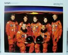 Official NASA Atlantis Space Shuttle Mission STS 45 Crew 8 x 10 Photo