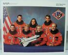 Official NASA Columbia Space Shuttle Mission STS 40 Crew 8 x 10 Photo