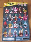 LEGO 71017 Batman Movie Minifigure or Set Series 1 you choose Never Played With