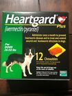 Heart gard Plus 12 Chews Tablets for Dogs 26 To 50 Pounds