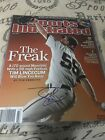Tim Lincecum AUTOGRAPH SIGNED SPORTS ILLUSTRATED COVER Print