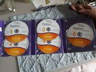 Weight Watchers Points Plus Fitness Series 5 DVD Set w Jennifer Cohen Tested VG