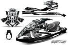 Jet Ski Graphic Kit Decal Wrap For Yamaha Wave Runner FX140 02-05 NIGHTWOLF WHT