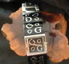 UNIQUE GUESS WATCH BRACELET MUST IF YOUR A GUESS FAN SEE PICTURES