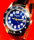 ULYSSE NARDN BLUE MILITAR  CUSTOM MADE 41,5MM NEW CUSTOMIZED  CASE WATCH