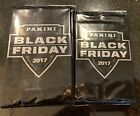 24x 2017 Panini Black Friday Multi Sport Sealed Packs 13 Thick 11 Thin Auto?